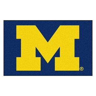 Collegiate University of Michigan Doormat ByFANMATS
