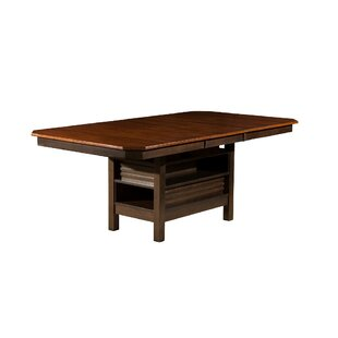 Heeg Appealing Extension Dining Table Red Barrel Studio