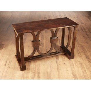 Natalee Console Table by Gracie Oaks
