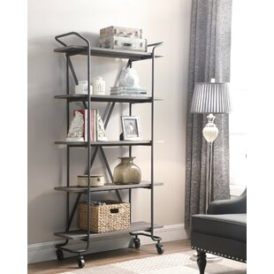 Bear Etagere Bookcase by 17 Stories