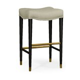 Cosmo 30 Bar Stool by Jonathan Charles Fine Furniture