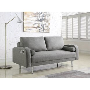 Abordale Upholstered Sleeper by Wrought S..