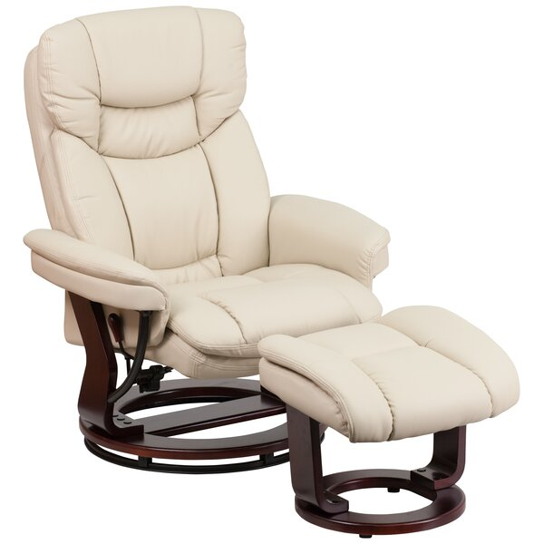 Enjoyable Euro Swivel Recliner Wayfair Theyellowbook Wood Chair Design Ideas Theyellowbookinfo