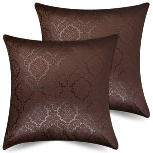 Brynn Case Textured Accent Indoor/Outdoor Throw Pillow Pillow Cover (Set of 2)