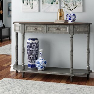 Itchington Console Table by Charlton Home
