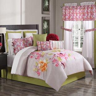 Ellison First Asia Soledad 10 Piece Comforter Set