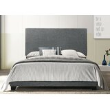 Brentwood Upholstered Standard Bed by Canora Grey