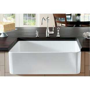 Cerana II 33 L X 19 W Farmhouse Kitchen Sink