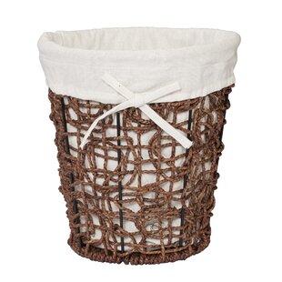 Creative Bath Directions Waste Basket