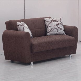 Boston Loveseat by Beyan Signature Fresh
