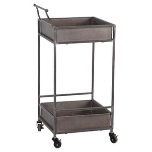 Harvell Bar Cart by Williston Forge