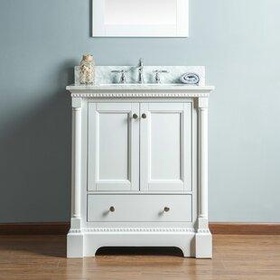 Rayleigh 30 Single Bathroom Vanity Set by Charlton Home