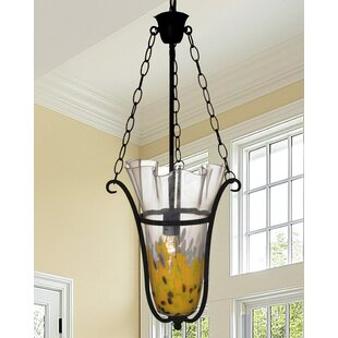 Springdale Lighting 1-Light Urn Pendant