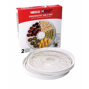 2 Tray Food Dehydrator