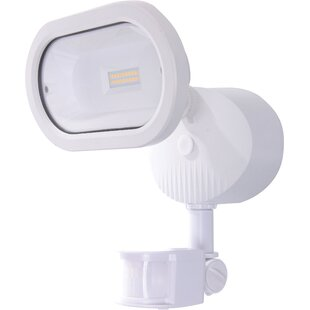 Nuvo Lighting 14-Watt Outdoor Security Fl..