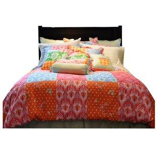 Pointehaven Luxury 8 Piece Reversible Comforter Set