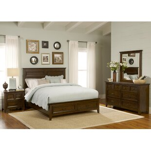 Mortemart Storage Platform Configurable Bedroom Set by August Grove