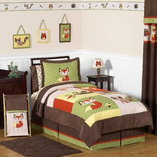 Forest Friends Kid Comforter Collection