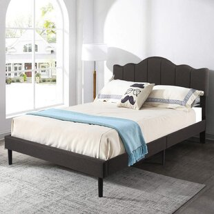Naciye Upholstered Low Profile Platform Bed