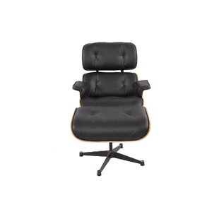 Oliver Manual Swivel recliner with Ottoman