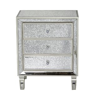 Duane 3 Drawer Accent Chest by Rosdorf Park