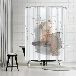 Christine Olmstead Piece Of Cheer 4 Single Shower Curtain