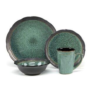 Save  sc 1 st  Wayfair & Pottery Dinnerware Sets | Wayfair