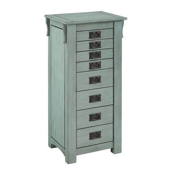 Table Top Jewelry Armoire Wayfair Ca