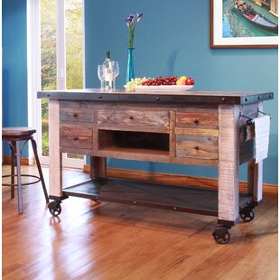 Doynton Kitchen Cart by 17 Stories Best Design
