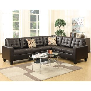 A&J Homes Studio Gertruda Sectional