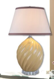 Aspen Creative Corporation Ceramic 26.5'' Table Lamp