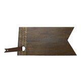 Floor 9 Wood Etched Cutting Board