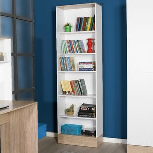 Steppe Bookcase By Mercury Row