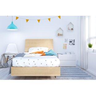 Laurel Twin Platform 3 Piece Bedroom Set by Wrought Studio