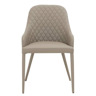 Seeley Genuine Leather Upholstered Dining..