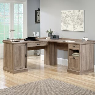 Bowerbank L Shaped Executive Desk
