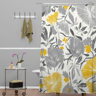Banda 3 Single Shower Curtain