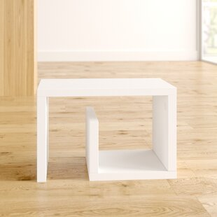 Cassius End Table By 17 Stories