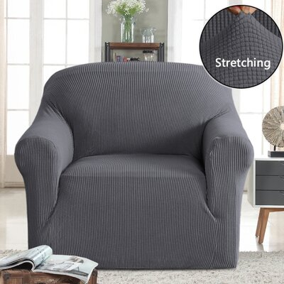Grey Slipcovers You Ll Love In 2019 Wayfair