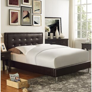 Brinker Queen Upholstered Platform Bed