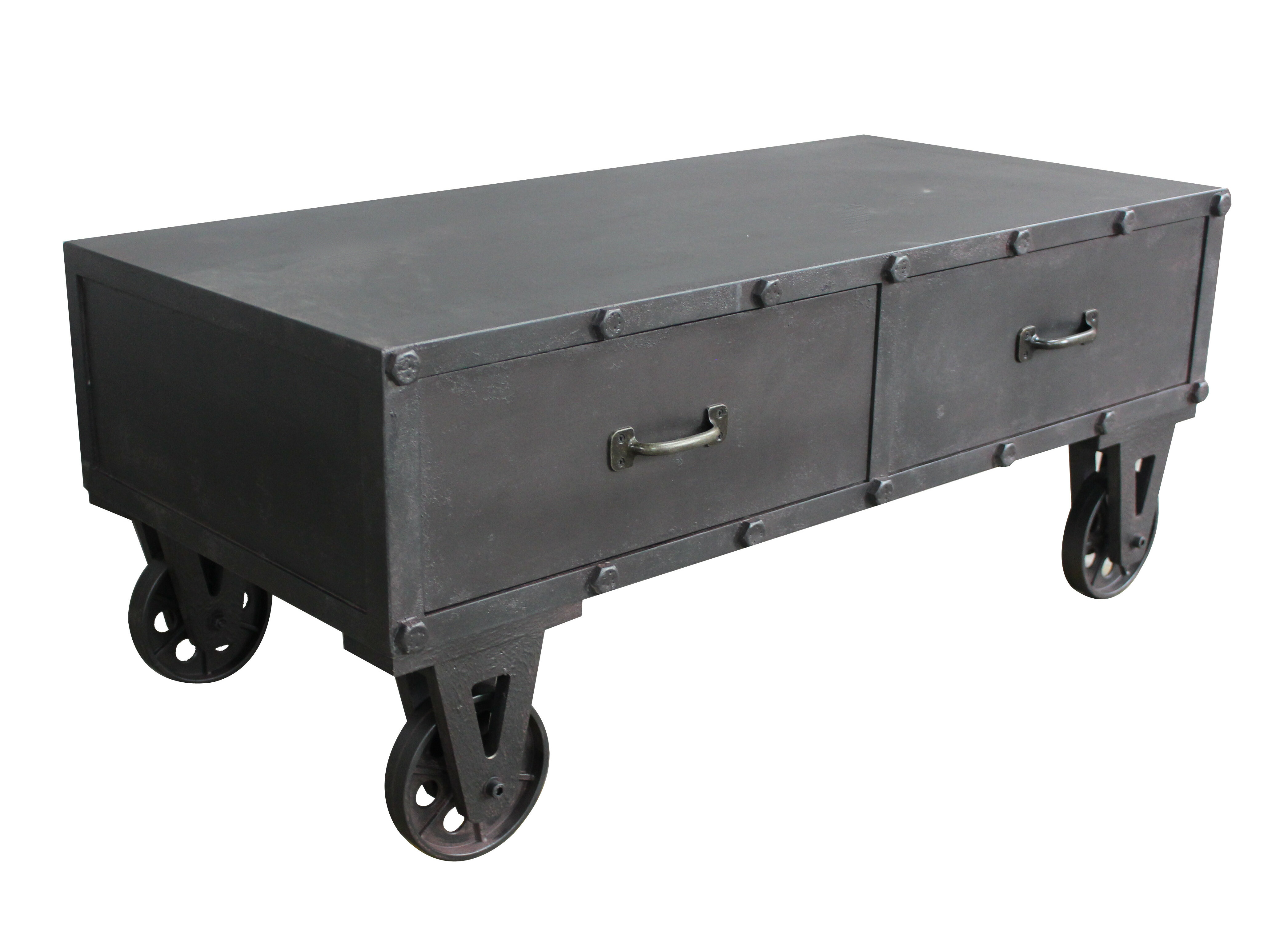 - Williston Forge Dominique Coffee Table With Storage & Reviews