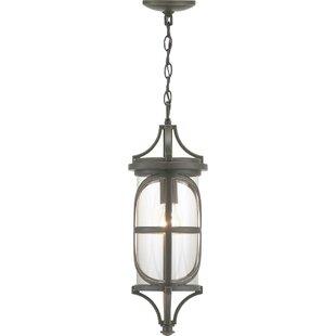 Merchant 1-Light Outdoor Pendant