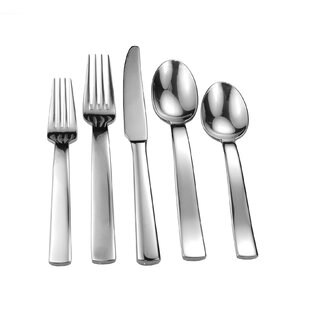 Tandy 20 Piece Flatware Set, Service For 4 By Wrought Studio