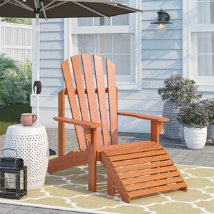 Roesch Adirondack Sun Lounger By Sol 72 Outdoor