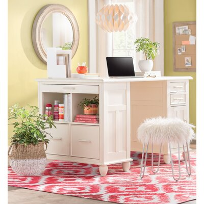 Madelynn Executive Desk by Alcott Hill