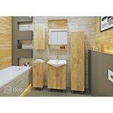 Drishya 56 Single Bathroom Vanity Set with Mirror by Orren Ellis