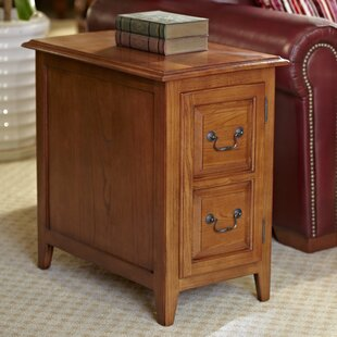 Apple Valley End Table With St..