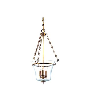 Estelle 3-Light Urn Pendant by Darby Home Co