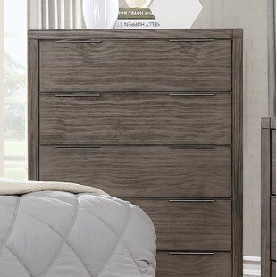 Gracie Oaks Elowen 5 Drawer Chest