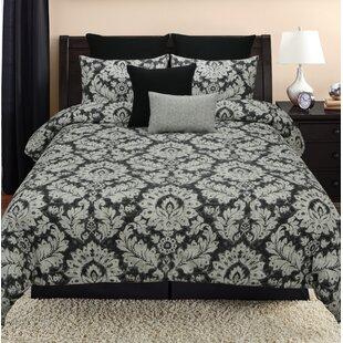 Chertsey Comforter Set by Canora Grey